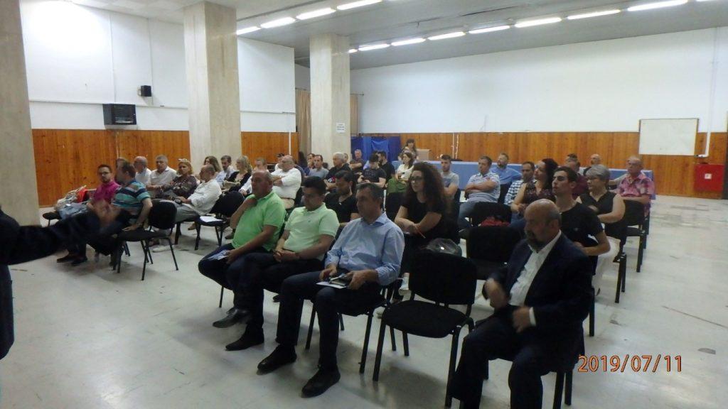 Εκδήλωση Καστοριά 11-7-2019